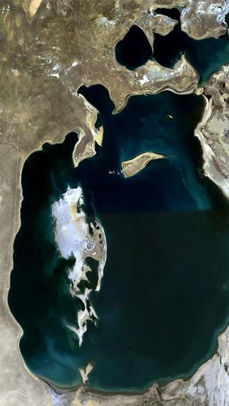 Aralsee 1989
