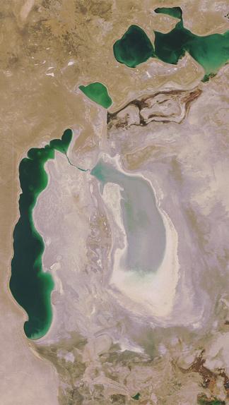 Aralsee 2008