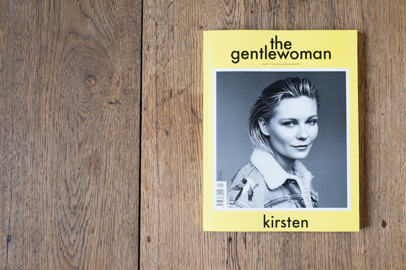 Foto von Cover: The Gentlewoman