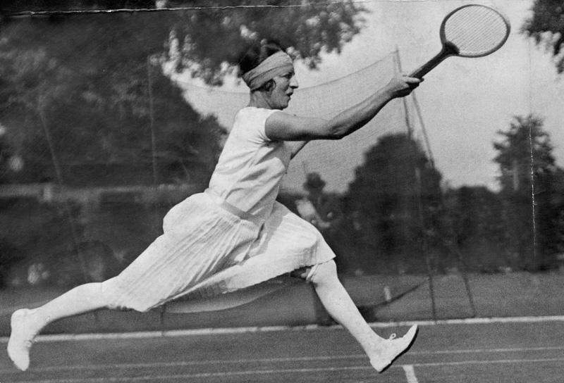 Tennis in den 1920er Jahren